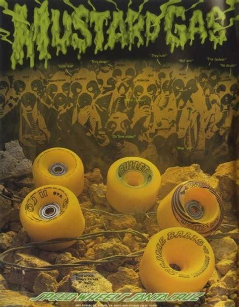 Mustard Gas Mustard Gas Skate Or Die Mustard