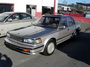 1986 Nissan Maxima Find Used 1986 Nissan Maxima 4 Door Gl Sedan In Boonville