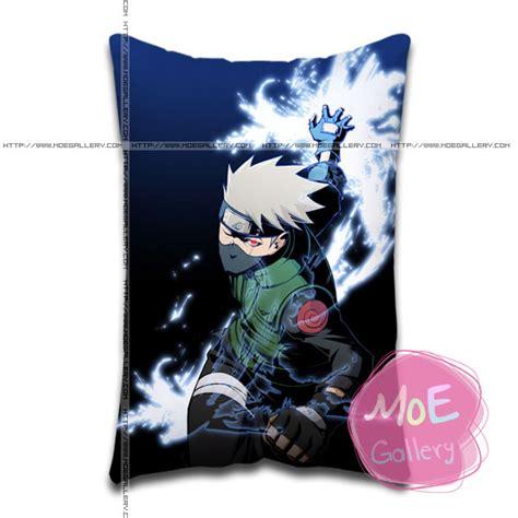 Kakashi Pillow by Kakashi Hatake Standard Pillows Covers Covers