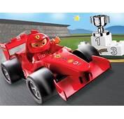 LEGO Coches De Carreras Juguetes Dibujos Animados