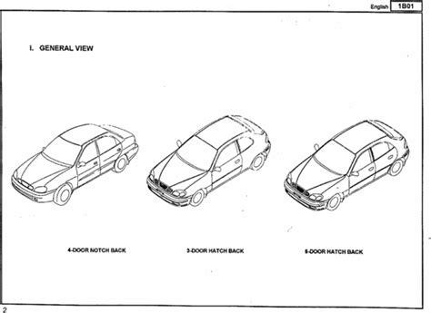 manual repair free 2000 daewoo nubira spare parts catalogs daewoo lanos parts manual complete 30 mb pdf download dow