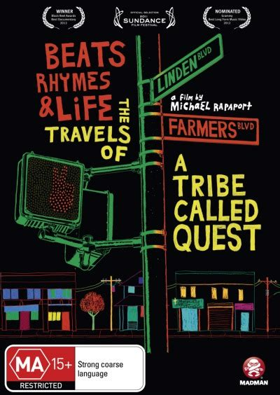 beats rhymes the travels of a tribe called quest dvd dvdland