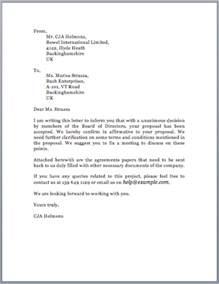 Sample Letters Archives   Sample Letter