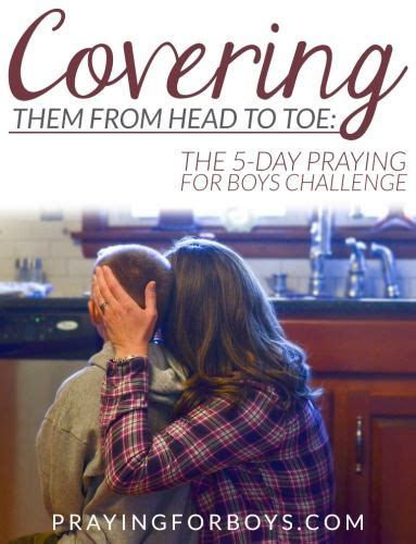 Praying for Children From Head to Toe