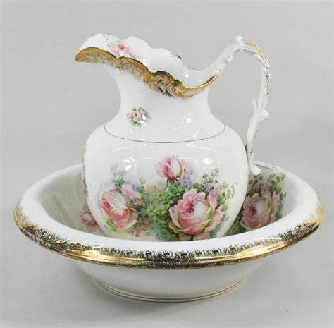 bathroom jug and bowl set 241 best images about victorian wash pitcher basin on