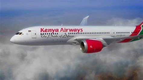 kenya airways stock hits   high kenyan wallstreet