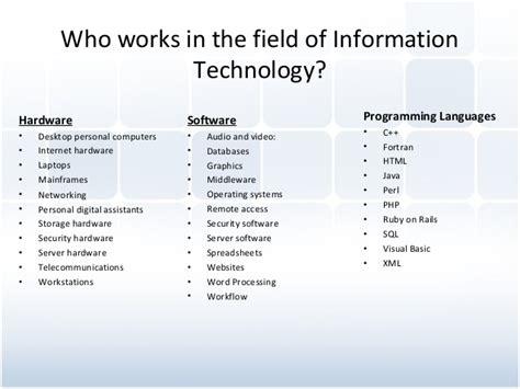 Information technology career path   Sri Lanka