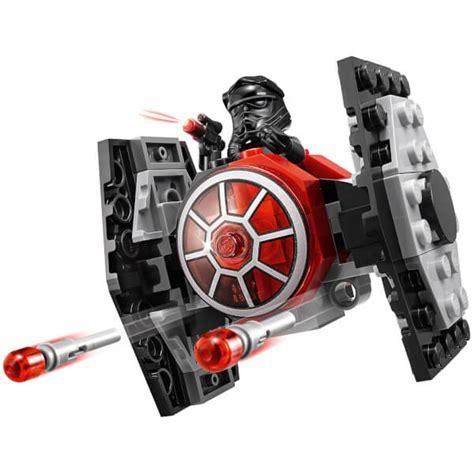 Lego Starwars Tie Fighter lego wars order tie fighter microfighter 75194 toys thehut