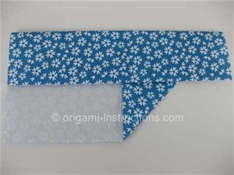 chopstick wrapper origami origami chopstick wrapper folding how to