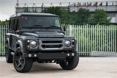 british land rover defender kahn design defender the end pictures auto express