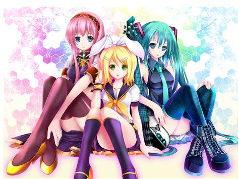 anime vocaloid vocaloids wallpaper vocaloids wallpaper 8317060 fanpop