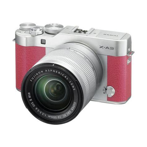 Fujifilm X A3 Kit Lens 16 50mm Pink Instax Mini 8 Raspberry jual fujifilm x a3 kit lens 16 50mm pink pt fujifilm