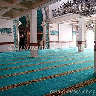 Karpet Masjid Per Gulung harga karpet masjid hijau polos murah utsmankarpet