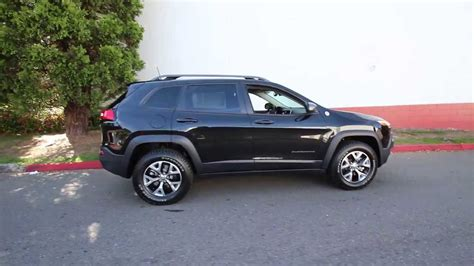 black jeep 2016 2016 jeep trailhawk black gw132941 redmond