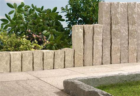 stein palisaden erstklassige palisaden und wissenswertes dazu erhalten sie