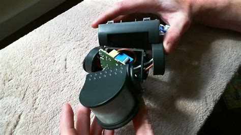 faulty security light pir sensor youtube