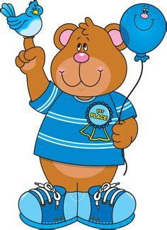 baby clip teddy vector illustration 02 vector animal free