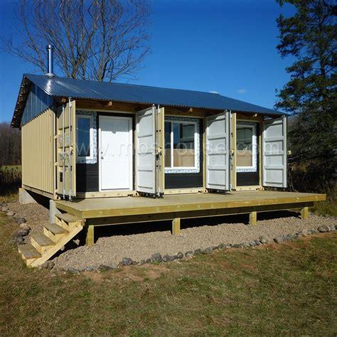 container wohnhaus container als wohnhaus flachdach minitype ko ft container