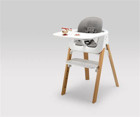 Stokke Steps High Chair by From Birth Through Childhood Versatile Stokke Steps Baby