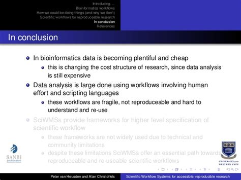 scientific workflow systems scientific workflow systems for accessible reproducible