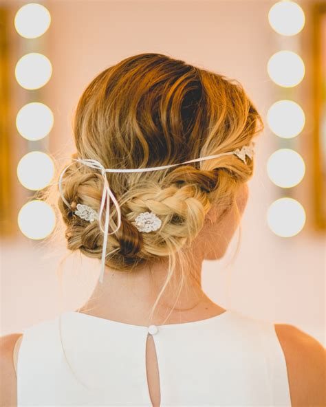 Vintage Wedding Hair Manchester by How To Create Boho Wedding Hair The