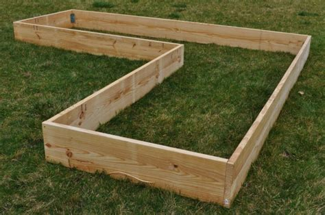 Raised Bed Garden Frames Bhg Home Farming