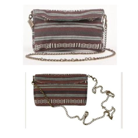 tribal pattern purse bag tribal pattern aztec crossbody bag chain bag