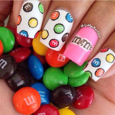 M M Nail m m nail character animal nail
