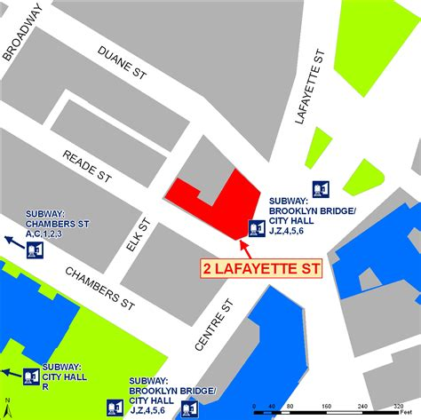 2 Lafayette 17th Floor New York Ny 10007 by Dcas Work For The City Travel Directions To Nyc
