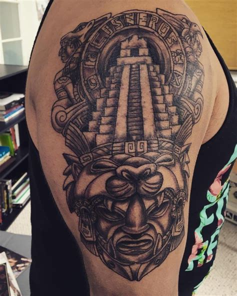 mayan tribal tattoo designs best 25 mayan tattoos ideas on
