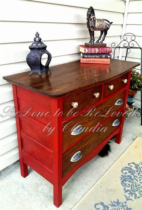 Refinished Antique Dresser by Redone To Be Reloved Antique Dresser Refinished And