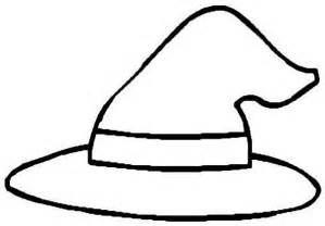 witch hat template witch hat coloring page clipart best clipart best