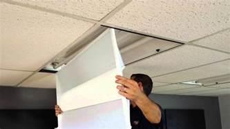 2 X 4 Ceiling Light Fixtures Lighting Retrofit 2x4 Fixtures Made Easy