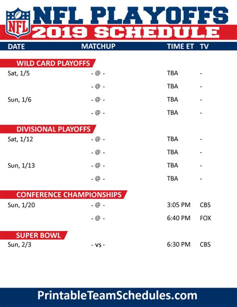 printable nfl playoff schedule 2014 printable seahawks schedule 2015 2016