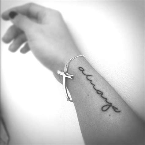 wrist tattoos words inspiring best 25 word wrist ideas on small