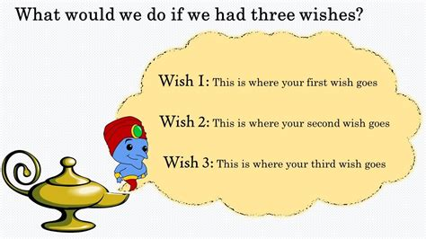 genie  wishes animated powerpoint  youtube