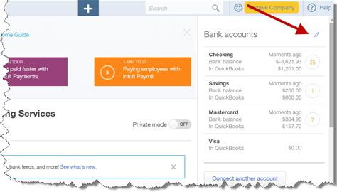 quickbooks tutorial banking quickbooks online bank feeds enhancements quickbooks