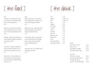 Restaurant menu templates download free from serif
