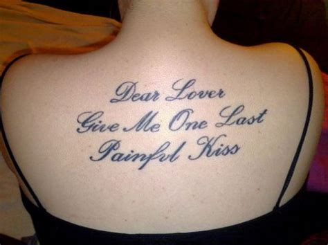 good girl tattoo quotes about quotesgram