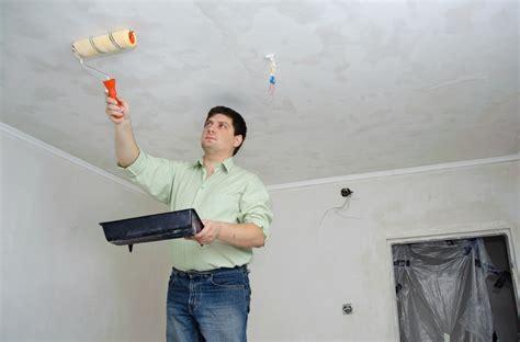 imbiancare il soffitto consigli per pitturare un soffitto di habitissimo