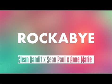 download mp3 free rockabye clean bandit clean bandit rockabye ft sean paul hostzin com
