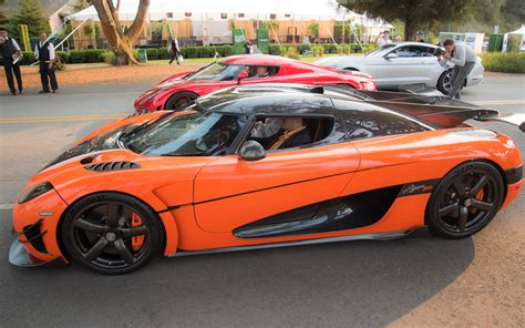 koenigsegg agera rs veneno owner kris singh takes delivery of first u s spec