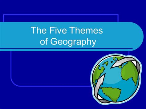 5 themes of geography on italy italy geography powerpoint images