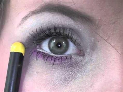 Grijze Oogschaduw grijze oogschaduw tutorial snelle makkelijke make up