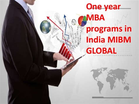 Mba Degree Programs In India by Mibm Global One Year Mba Programs In India