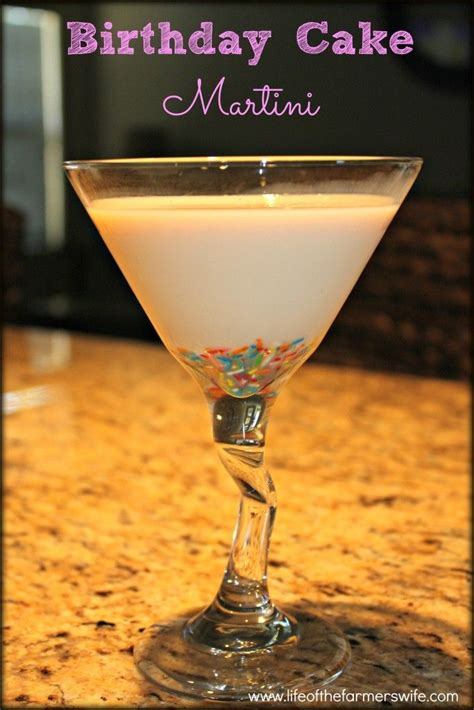 birthday cake martini recipe 39 best images about have your cake on pinterest whipped