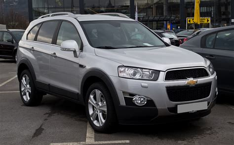 chevrolet 4wd file chevrolet captiva ltz 2 2 d 4wd facelift