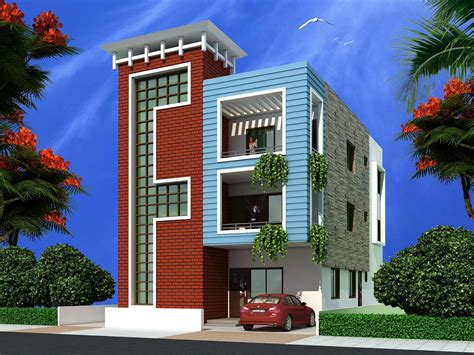 triplex house designs triplex house elevations joy studio design gallery best design