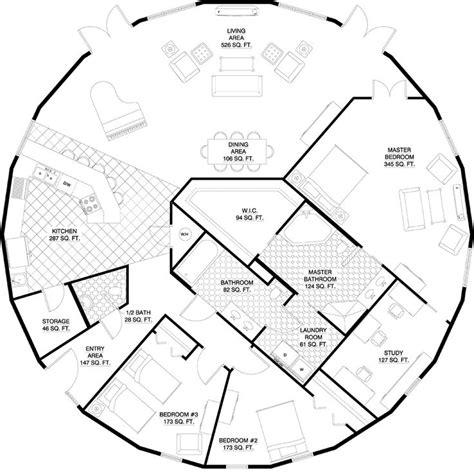round houses floor plans best 25 round house plans ideas on pinterest round