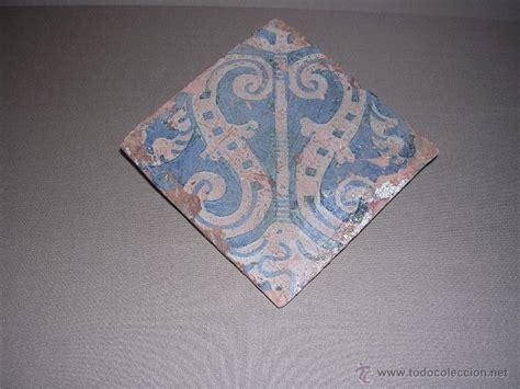 azulejo en catalan m antiguo azulejo gotico catalan s xv de tr comprar